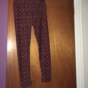Lularoe Mutli Color Legging